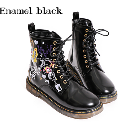 Enamel black