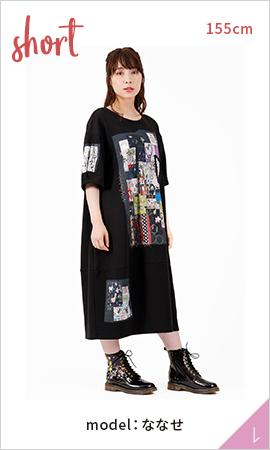 short 155cm model:ななせ