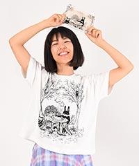 ポーチ付き20周年Tシャツ