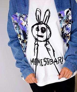 ミミシバリBIG Tシャツ